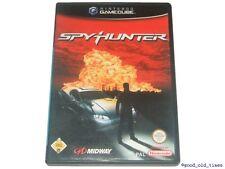 ## Spy Hunter / SpyHunter (Deutsch) Nintendo GameCube / GC Spiel - TOP ##