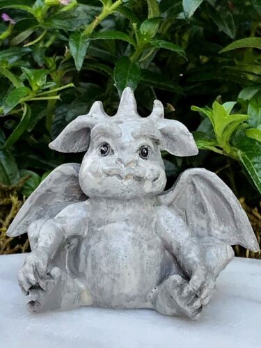Miniature Fairy Garden Stone Troll #2 Buy 3 Save $5