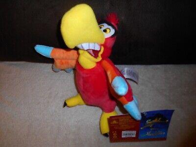 Disney Iago Plush Parrot Bird