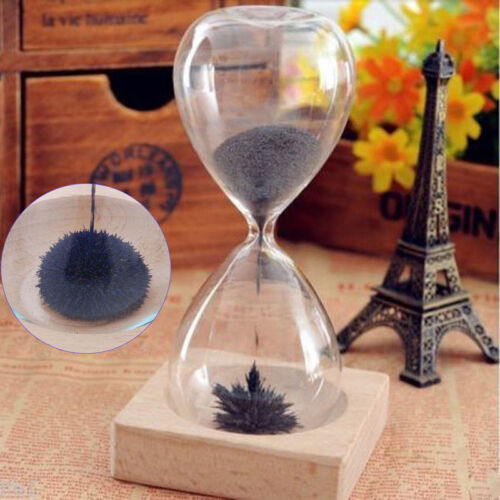 Awaglass Handblown Timer Magnet Magnetic Hourglass Vintage Designer Gift Toy
