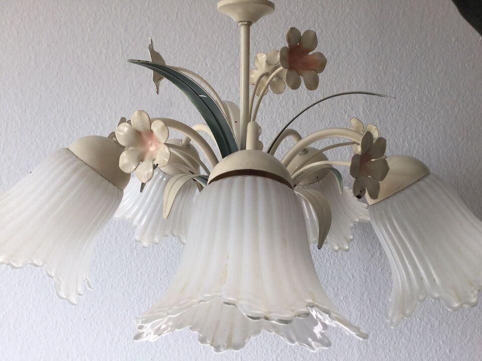 Anden loftslampe, Fransk vintage lysekrone