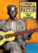 Tom Feldmann The Guitar Of Charlie Patton 2 DVD SET NEW!