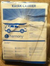 Harmony Foam Kayak / Boat Cartop Carrier Kit, New Sealed Package