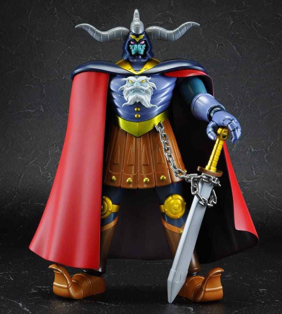 Ankodu Daishogun El General black Figura 22 CM Mazinger Z Figuarts Zero