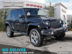 2017 Jeep Wrangler Sahara 4X4 5-Speed Auto W5A580 Transmission