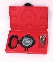 Vacuum Fuel Pump Tester Valve Fuel Pump Pressure & Vacuum Tester Gauge Test Kit