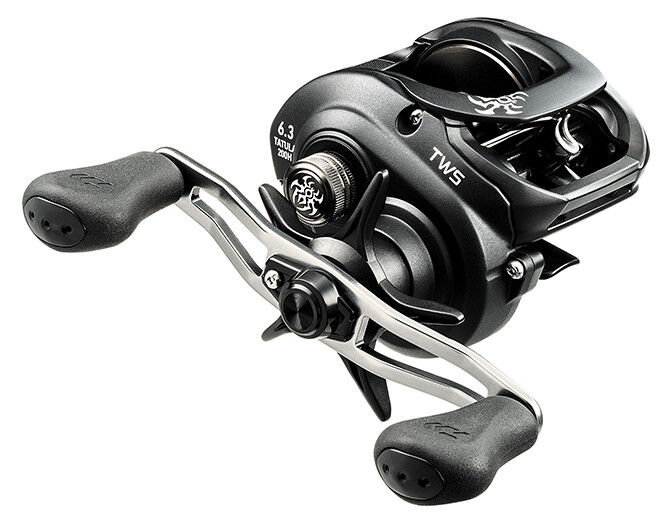 Daiwa Tatula 200HS 7.3 1 Right Hand Baitcast Fishing Reels - TAT200HS