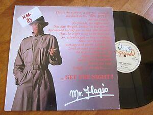 Dettagli su MR FLAGIO Get The Night 12