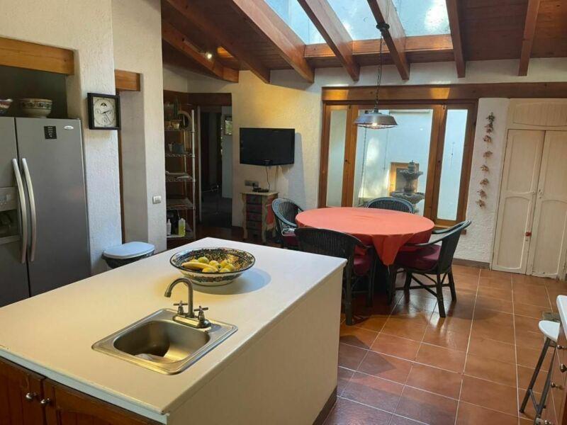 Casa en renta zona arbolada  frac Hidalgo San Bartolo Ameyalco Á. Obregón