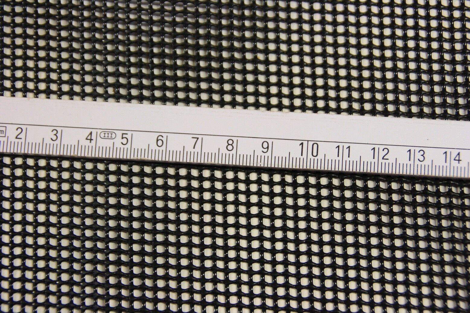 fantastica qualità - m² diverse lunghezza 400g m² Nero Antivento Antivento Antivento Vento Rete di protezione rete  negozio fa acquisti e vendite