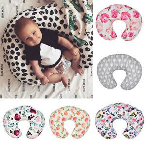 Minky-Nursing-Newborn-Infant-Baby-Breastfeeding-Pillow-Cover-Nursing-Slipcover