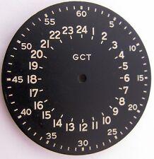 Dial Elgin B.W raymond 22 Jewels 16s 22j. part: 24 Hr. GCT OF