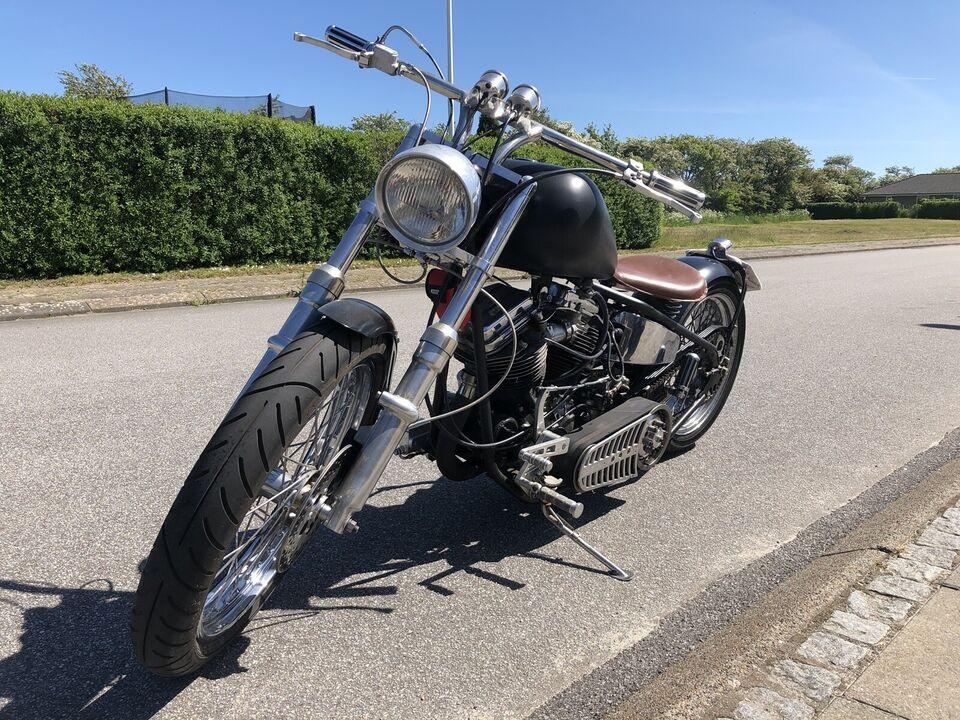 Harley-Davidson, Panhead, 1200 ccm