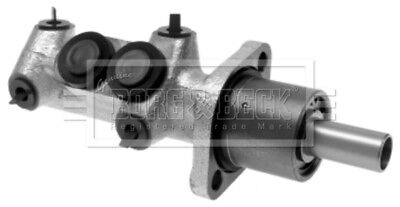 GENUINE 5 YEAR WARRANTY Borg /& Beck Brake Master Cylinder BBM4720