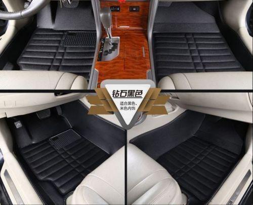 Fit For Jeep Grand Cherokee 2011-2018 CARPET FLOOR MATS Car floor mats