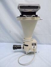 Nikon Pfx Microscope Shutter Format Adapter Finder Lens Amp Polaroid Camera