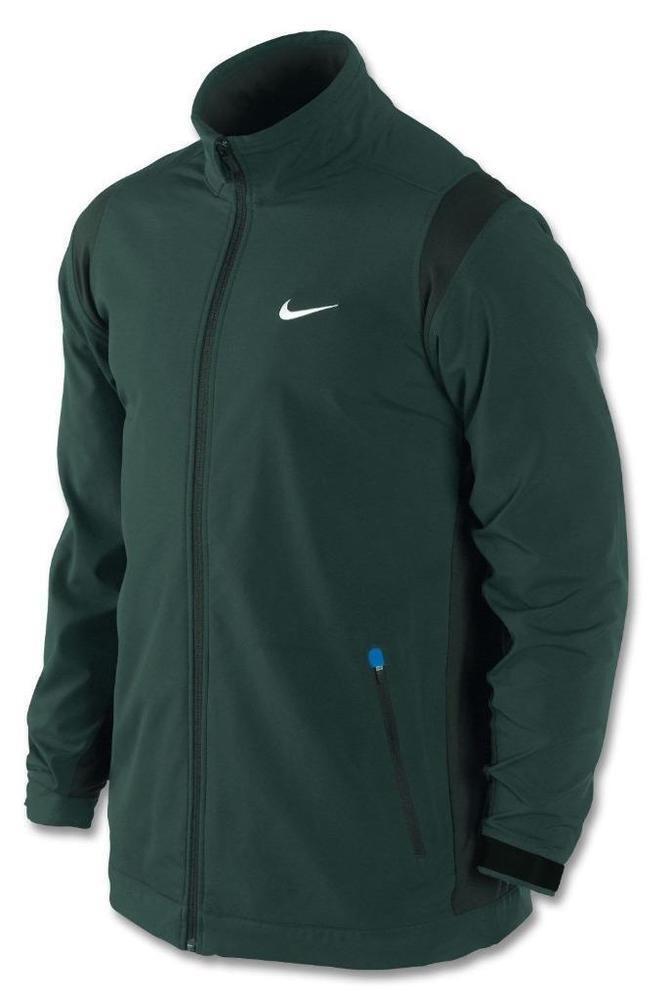Nike RF Roger Federer Premier Strick Jacke Grau 480291-350 GRÖSSE S