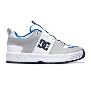 Dc Shoes USA Lynx OG White / Blue UK10