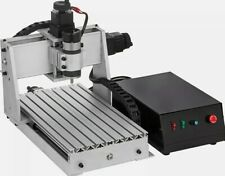 3 Axis Cnc 3020 Router 500w Desktop 3d Milling Carving Machine With Grbl Usb