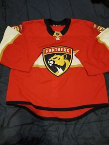 Details about Adidas Florida Panthers Jersey NHL Size 58G Goalie Cut Team Issue Canada Rare!!!