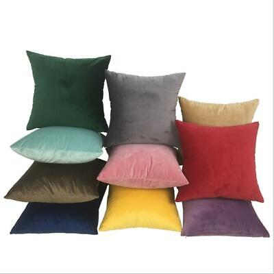 Pure color waterproof  Pillowcase Bolster Cushion cover PTWDC-A