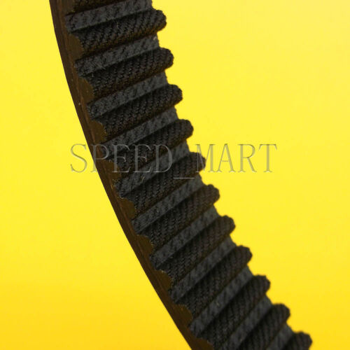 5 X 550-5M HTD Timing Belt 110 Teeth Cogged Rubber Geared Closed Loop 20mm Wide