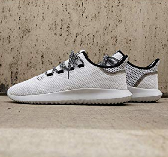 best loved c4c49 22c8d adidas Tubular Shadow Ck Mens Cq0929 Cloud White Black Athletic Shoes Size  12