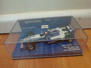 Minichamps 400 090086 Williams Toyota Diecast Modelo F1 coche Rosberg Showcar 1:43