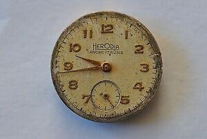 1/2708 Original Herodia Caliber Derby 40 & Dial Running ref.