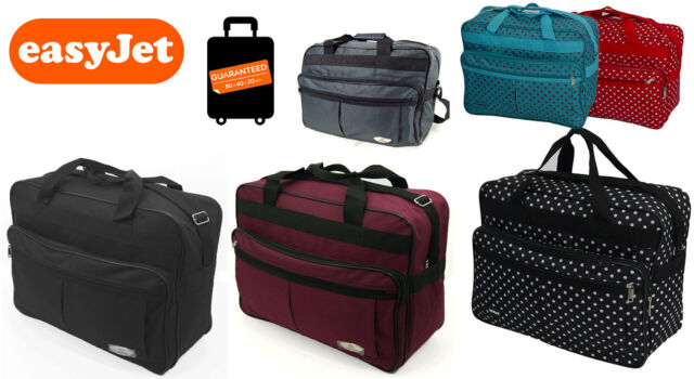 Easyjet Plus ONE Extra Cabin Bag Hand Luggage, Small Under Seat Bag 45x36x20cm