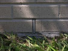 WEEP HOLE VENT COVER KEEPS BUGS MICE & OTHER RODENTS OUT ( PACKAGE OF 25 )