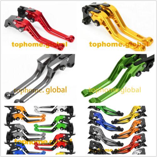 9 Style Levers For Honda CB1000R 2008-2016 CBR1000RR 2004-2007 Clutch Brake CNC