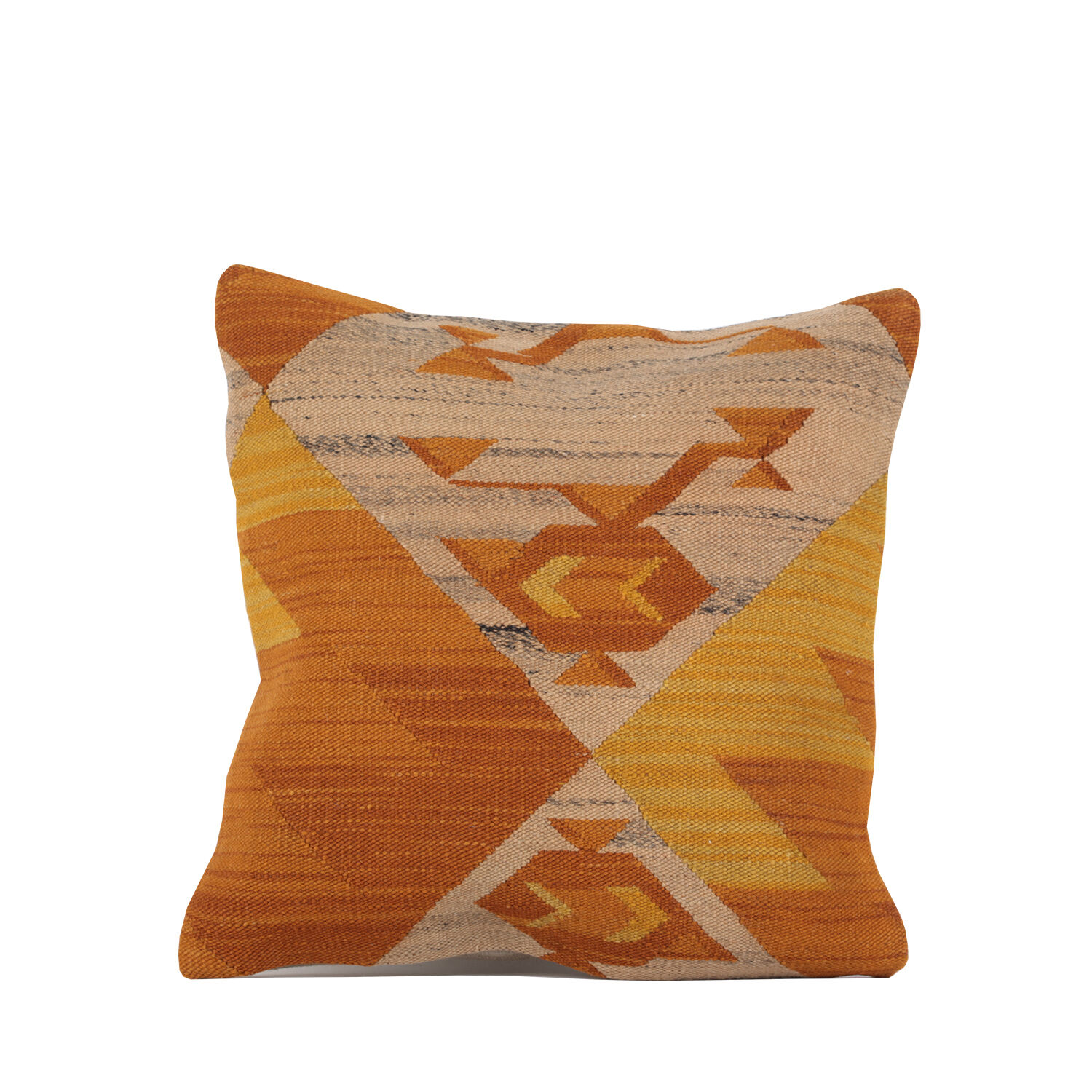 19  x 19  Pillow Cover Kilim Pillow Cover VINTAGE FAST Shipment With UPS 10933