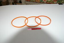 For Taig Lathe 3M GATES  Drive Belt - Extended 540MM