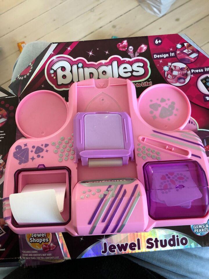 Andet legetøj, Blingles