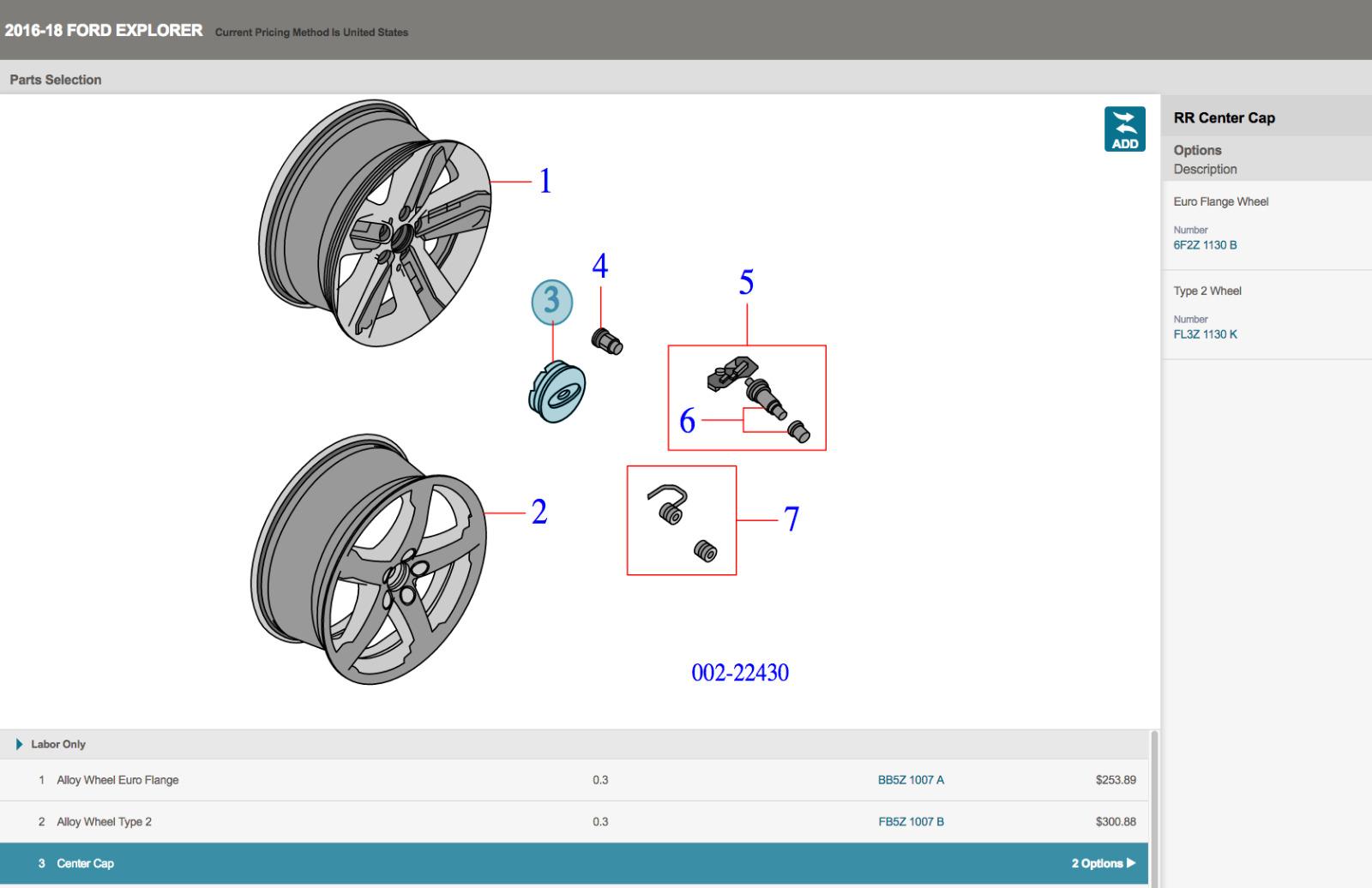 Wheels, Tires & Parts Car & Truck Parts gujarat24news.com OEM 2006 ...