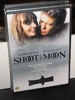 Shoot The Moon (dvd) Diane Keaton, Albert Finney, Dana Hill, Alan Parker,