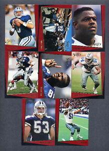 1993 Score Select Dallas Cowboys TEAM SET Emmitt Smith