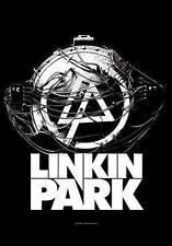 """LINKIN PARK AUFKLEBER / STICKER # 11 """"ATOMIC AGE"""" - 7x5cm"""