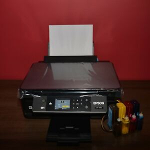 Details about Sublimation Epson XP-440 printer ChipLess Mianboard + CISS  for heat press