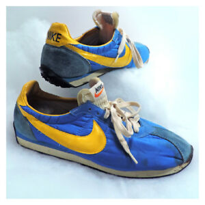 Details about Nike Men's Waffle Trainer 70's Japan Vintage Sneakers Shoes