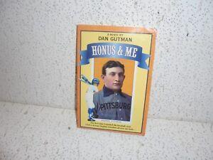 Baseball Card Adventures Honus And Me By Dan Gutman Paperback Book
