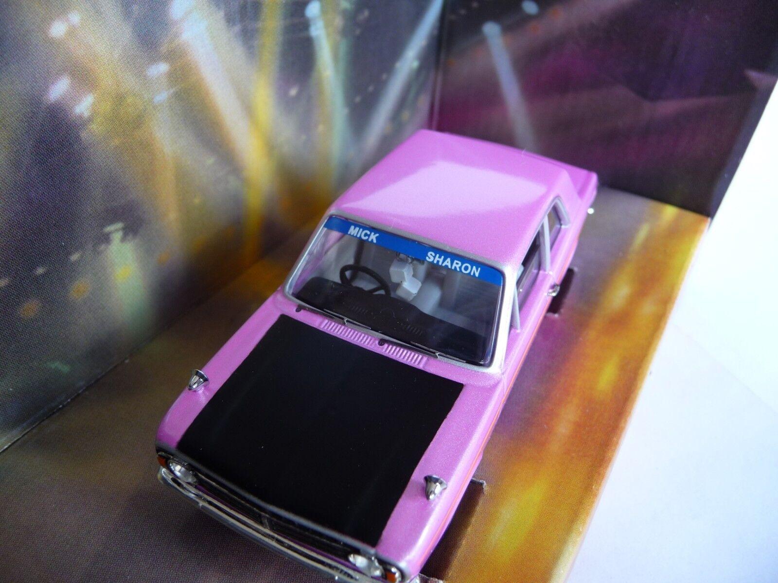 Vanguards 1 43 Ford Cortina Mk2 Metallic Purple VA04108