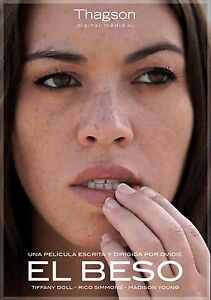 THE KISS (Le Baiser) **Dvd R2** Tiffany Doll Ovidie