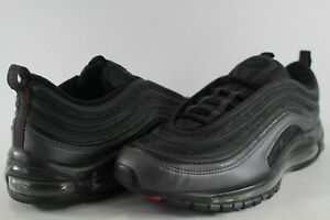 Details about Nike Air Max 97 Black Metallic Hematite Size 11 921826 005