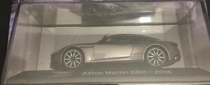 DIE CAST   ASTON MARTIN DB11 - 2016   SUPER CAR SCALA 1 43