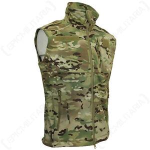 Imperm Gilet Camo Bodywarmer Softshell Vest Multitarn tXqzqT
