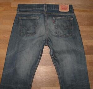 """"""" Levi `S 506 Standard """" D'Homme Jeans / Blue-Jeans en Bleu Env. W34 """" / L31 """""""