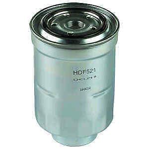 Delphi-Filtro-De-Combustible-Diesel-HDF521-Totalmente-Nuevo-Original-5-Ano-De-Garantia