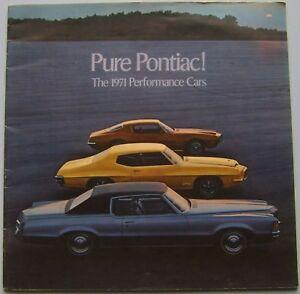 1969 Pontiac Body Manual 69 GTO Tempest LeMans Firebird Trans Am Grand Prix
